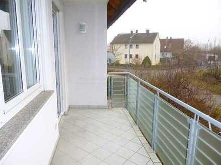 Attraktive 3-Zi.-Wohnung mit Balkon - Grafenwöhr