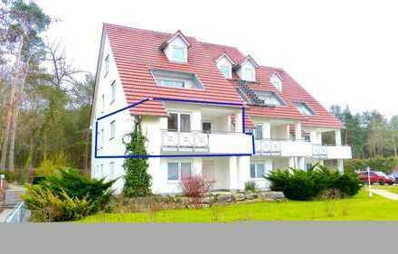 Wohnung mit Seeblick, Terrasse, Tiefgarage und Aufzug