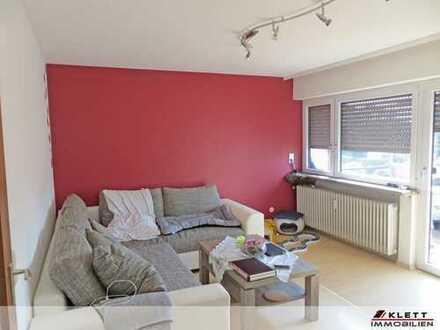 Wohnungspaket: 2-Zimmer-OG-Wohnung + 1-Zimmer-DG-Wohnung, mit Außenstellplatz und Garage