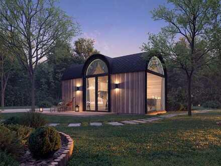 Kleines Sheppod-Haus zu verkaufen