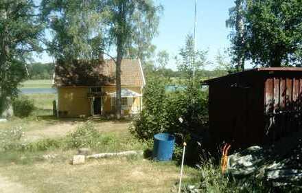 Schönes Sommeraus mit fünf Zimmern nahe Arboga Stadt, Schweden
