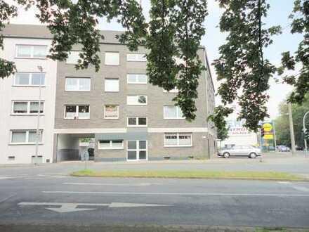 Zentral gelegene 2,5 Zimmerwohnung mit Balkon
