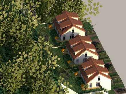 Doppelhaushälfte am Waldrand
