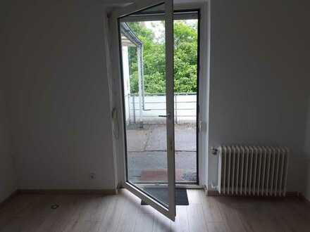 WG-Zimmer an Warendorfer Straße mit riesigem Balkon ab sofort