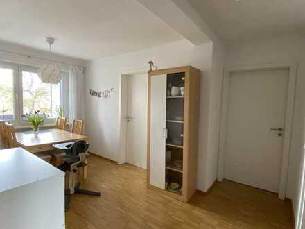 Helle 3,5 Zimmerwohnung in Seenähe mit Seeblick