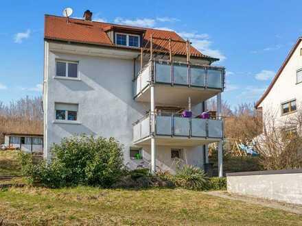 3-Zimmer-Wohnung zum Schnäppchenpreis + geplanter Sonderumlage