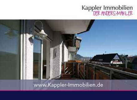 Sonnige barrierefreie 2-Zimmer-Seniorenwohnung im Grünen - frei ab sofort