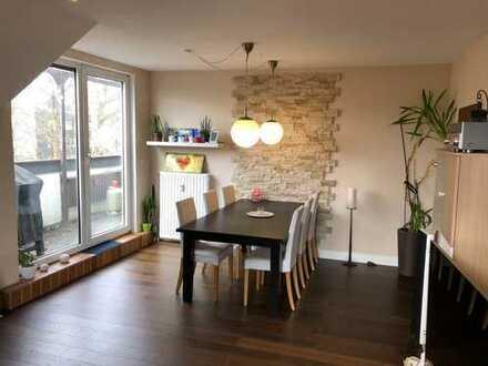 Schöne hochwertige ca. 110m² große Wohnung in Aplerbeck mit Balkon in ruhiger Lage