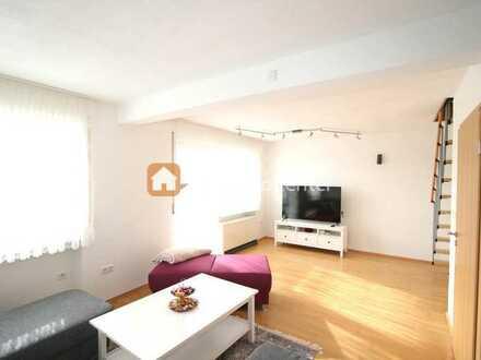 Einzigartig Wohnen- schöne 5,5-Zimmer-Maisonette-Wohnung in Kirchberg