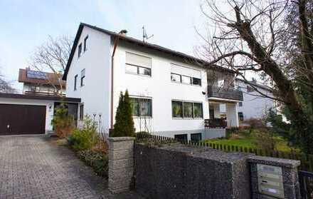 RESERVIERT - Dreifamilienhaus * großer Garten * top Lage * perfekter Grundriss