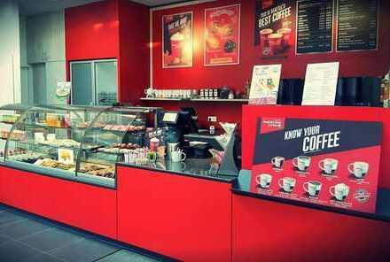 To Go Café Snack Point Stuttgart-West