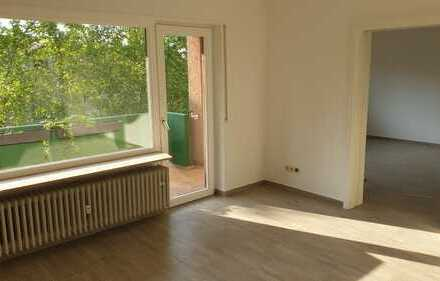 Erstbezug nach Sanierung: ansprechende 3-Zimmer-Wohnung mit Balkon in Viernheim