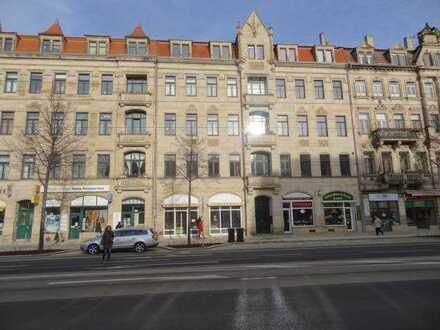 Einzelhandelsfläche auf der Borsbergstraße