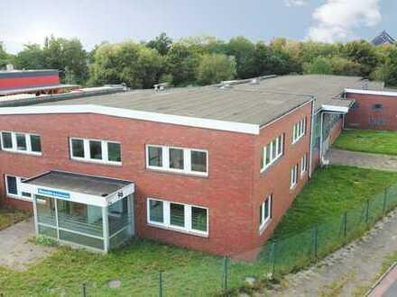 Produktions- und Montagehalle mit Büro und 3.100 m² Grundstück in Bremen-Grambke
