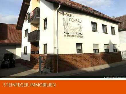 Florstadt: Erstklassige Kapitalanlage mit 5,1 % Rendite   5 WE mit ca. 392 m² Wfl. & 1 GE ca. 205 m²