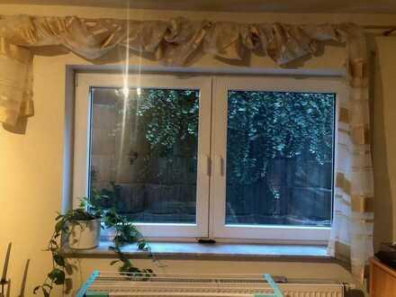 2 Zimmer 22 u. 9qm, s.mue@web.de, Garten und Terrasse
