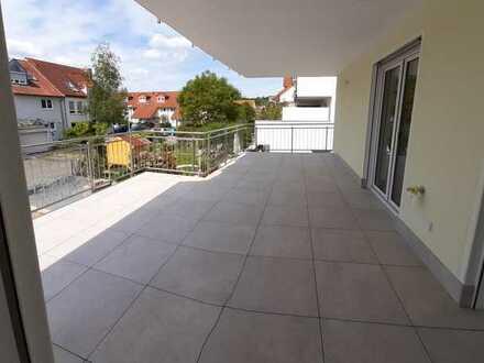 Dreieichenhain: exklusive 4-Zimmer-Wohnung mit großem Balkon