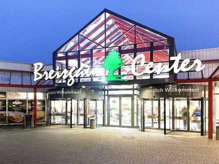 Zur Vermietung: atraktive Einzelhandelsfläche im Breisgau-Center Freiburg