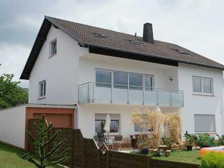 Renovierte Terrassen-Wohnung mit Garage, ruhige Lage - Montabaur 6 km