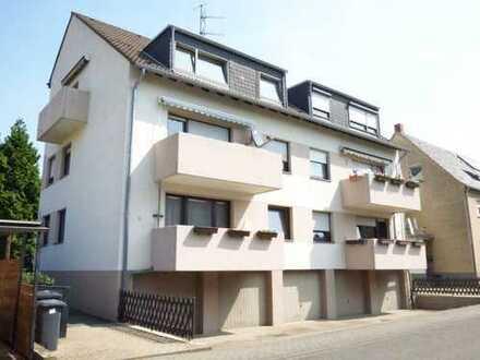 Verkaufsstart in Rheindorf-Süd: 3-Zimmer-Eigentumswohnung mit überdachtem Balkon und Garage