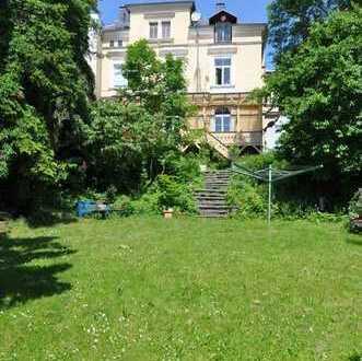 4 Zimmer 135 m²-herrlicher Ausblick + stilvolles Wohnen in historischer Stadtvilla - TOP Zentrum *