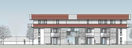 Erstbezug: stilvolle 3-Zimmer-DG-Wohnung mit EBK und Balkon in Aschheim