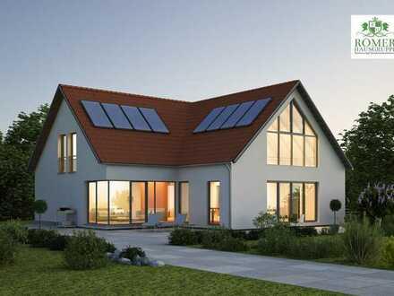 Individueller Wohntraum ist leistbar - schlüsselfertig - ab 120m² - KfW55