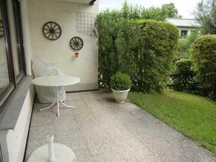 Einfach einziehen und genießen! Sonnige und ruhig gelegene 3-Zimmer Wohnung mit großer Südterrasse