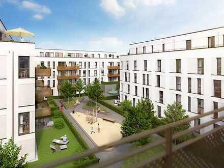 PANDION VILLE - Attraktive 3-Zimmer-Wohnung mit großem Balkon und moderner Ausstattung