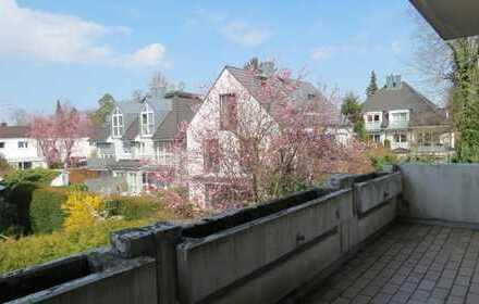 Brück Immobilien - Alt-Harlaching - Großzügige, charmante 2-Zi.ETW mit Balkon