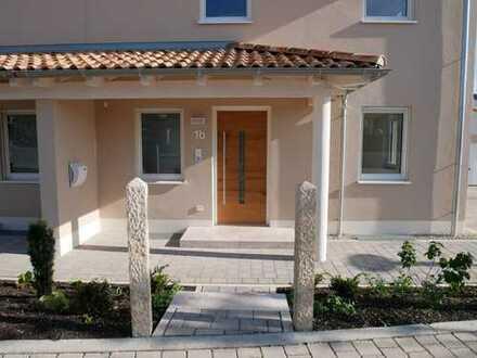 Großzügige Neubau-Doppelhaushälfte mit gehobener Innenausstattung
