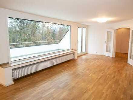 ++ WOHNEN IN DER BELETAGE VON GRAFENBERG ...125m² Wohnen verteilt auf 3 Zimmer ++ GROßE DACH-TERRASE