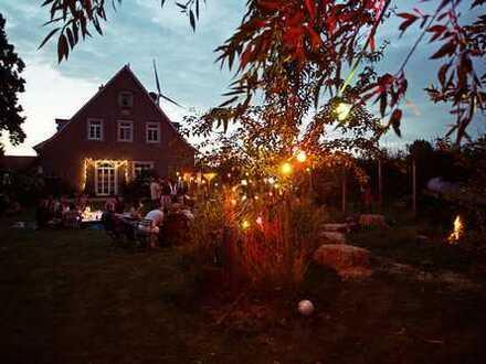 Schöne HOF-WG im Grünen sucht neue Mitbewohner