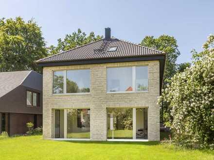 Villa mit Understatement und unverbaubarem Fernblick