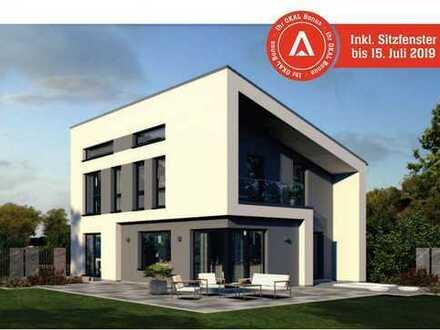 Ein Haus für Individualisten! Pultdachhaus von Okal in Dernbach/Ww.