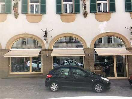 Exklusive Ladenräume in Bamberger Altstadt