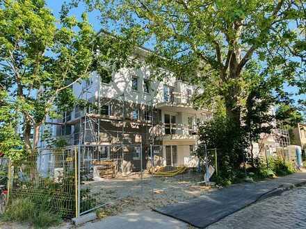 LETZTE WOHNUNG: Erstbezug - 3-Zimmer-Wohnung mit Aufzug und Terrasse in Eldena