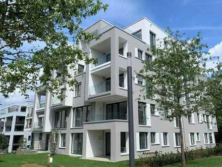 Großzügige 3 Zimmer Wohnung Quartier Stadtgärten am Henninger Turm