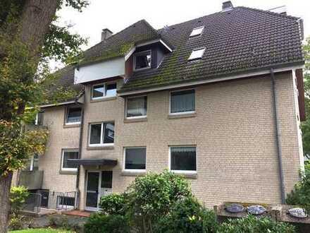 Wunderschöne 4-Zi.-Whg. mit 2 Balkonen u. EBK in toller Lage - Glücksburg (Ostsee)
