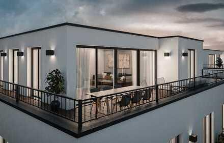 [RESERVIERT] - P SIEBEN - Tolles Penthouse mit großzügiger Dachterrasse