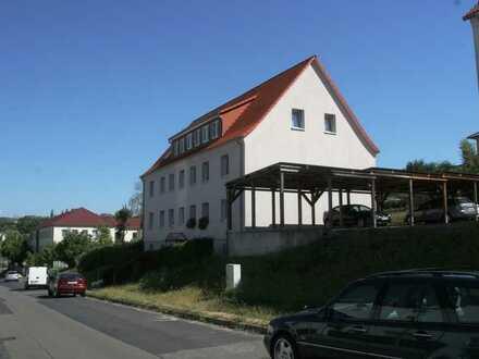 Helle 3-Zimmer Wohnung im Grünen