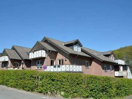 Schöne 2-Zimmerwohnung mit Balkon in idyllischer Lage von Bielefeld-Hoberge