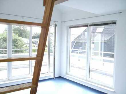 Gepflegte 1-Zi.-Wohnung mit großem Süd-West-Balkon und EBK in Bremen Alt-Osterholz