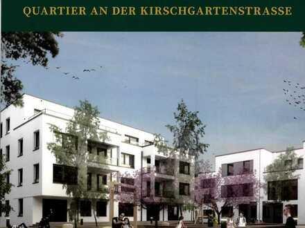 Erstbezug mit Einbauküche und Balkon: exklusive 2-Zimmer-Wohnung in Heidelberg