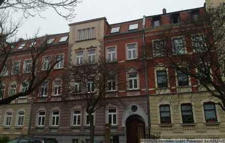 +++ jetzt schnell anschauen - 4-Raum-Wohnung mit Balkon in der Nordvorstadt +++