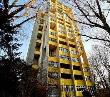 Von Privat! Traumhafte 90qm Maisonette-Wohnung im Hansaviertel mit Blick über die Stadt