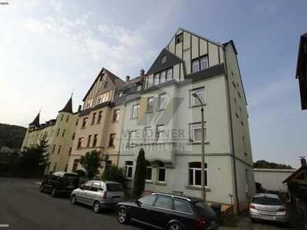 4-Raum Wohnung mit Balkon, Mietergarten und Bad mit Wanne in Weida!
