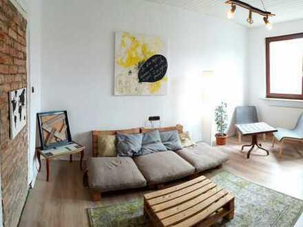 Sonnige 3 Zimmer Wohnung im Loftstil in Ahlem! befristet/unbefristet