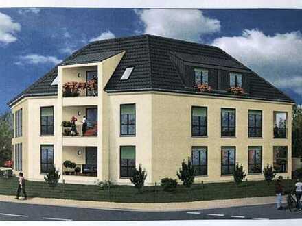 Neu gebautes MFH, 3-Raumwohnung im EG mit Balkon, KFW Effizienzhaus 55