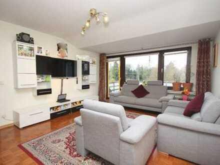 Gepflegte 4-Zimmer-Maisonette-Wohnung mit Balkon und Einbauküche in der Nähe von D-flughafen